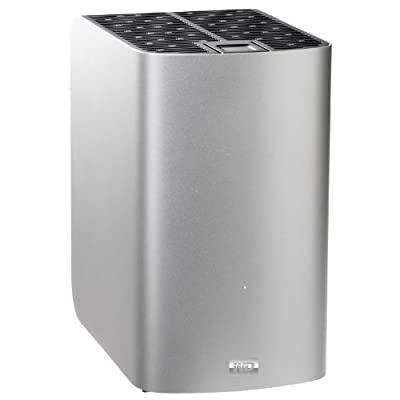 Western Digital My Book Thunderbolt Duo 4TB; 4096 GB; 10000 Mbit/s; Black; Silver; 100-240 V; 50/60 Hz; 0; 1; JBOD (WDBUPB0040JSL-EESN) by Western Digital