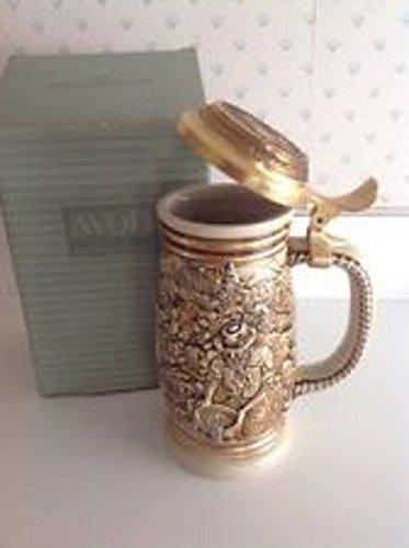 Avon Gold Rush Stein