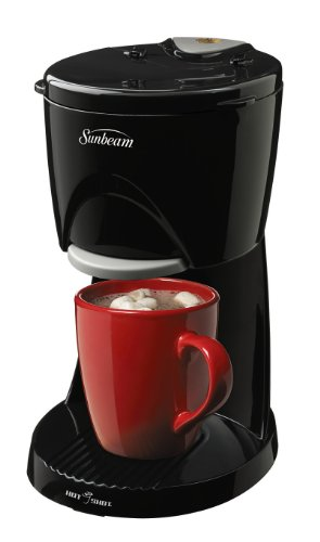 Sunbeam Hot Shot Hot Water Dispenser 16 oz, Black,  6131 (Hot Chocolate Coffee Maker compare prices)