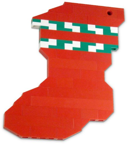 LEGO Christmas Mini Figure Set #40023 Holiday Stocking Bagged - 1
