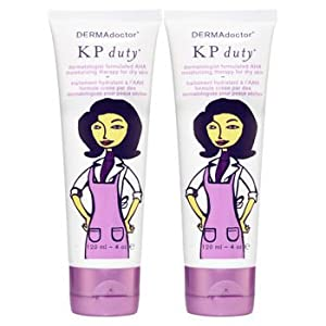 DERMAdoctor KP double Duty Dual Pack, 1 set