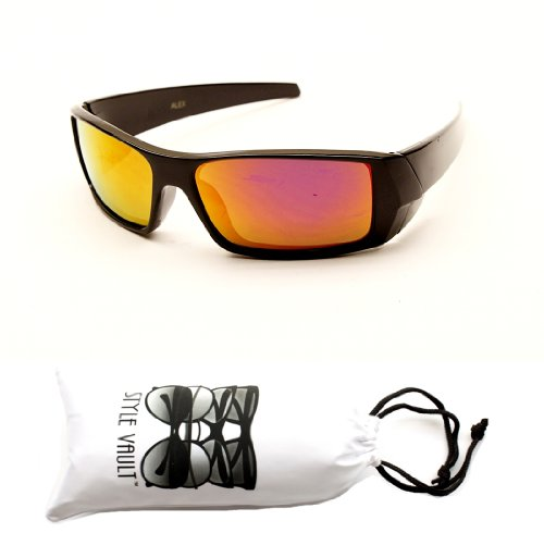 Kd218-vp Kids Child (3-8year Old) Sports Sunglasses