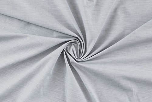 Tessuto al metro: Impermeabile grigio chiaro robusto