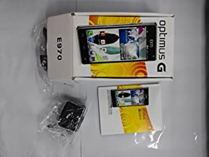 "LG Optimus G E970 Unlocked 4G LTE Quad-Core ! 4.7"" IPS 2GB 16GB ROM Phone"