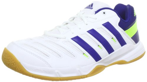 Adidas Performance Children's White/Navy Adifast CF Running Shoes 4 UK