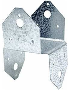 Simpson Strong Tie BC4SS 4x4 Post Cap/Base Stainless Steel