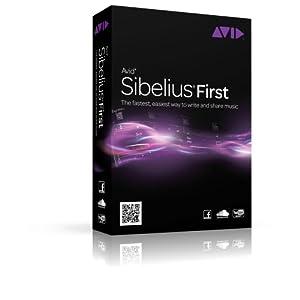 Sibelius First 7  (PC+MAC)