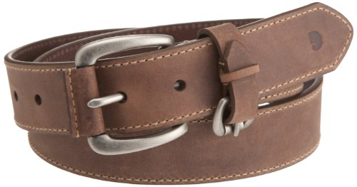 Carhartt Women's Equestrian Belt,Brown,Medium (Belt Women Leather compare prices)