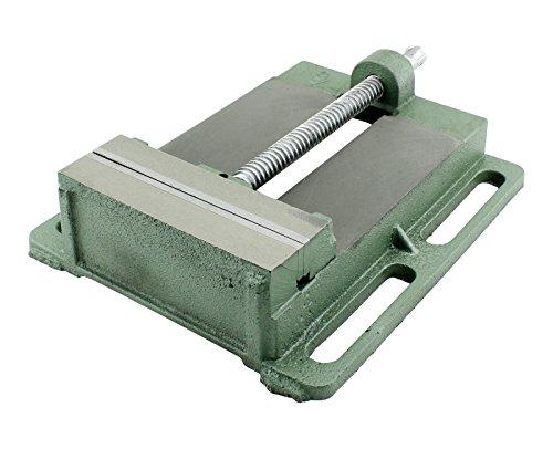 150mm-Backenbreite-Maschinenschraubstock-fr-Bohrstnder-Heimwerkerschraubstock
