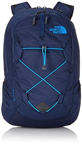 The North Face T0CHJ4 - Zaino da trekking Uomo, unisex, Jester, Cosmic Blue/Bomber Blue, Taglia unica