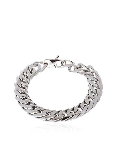 1913 Square Cuban Chain Bracelet