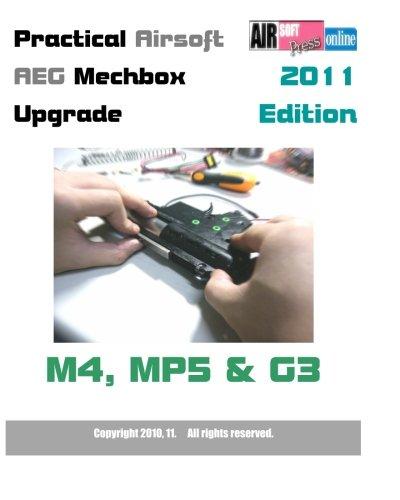 Practical Airsoft Aeg Mechbox Upgrade 2011 Edition M4, Mp5 & G3