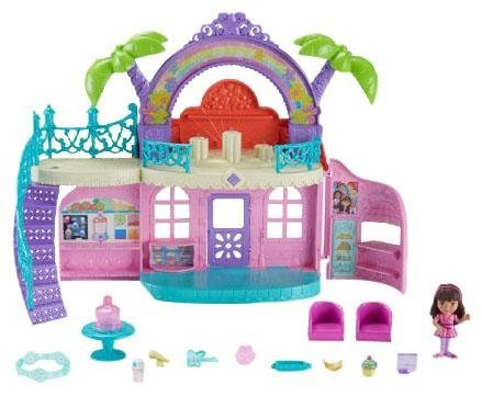 Fisher-Price Nickelodeon Dora and Friends Cafe - 1