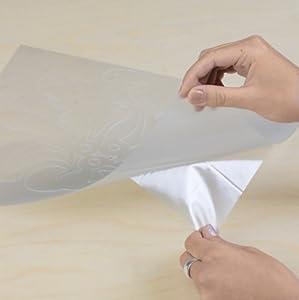 Cricut Cuttables Stencil Material 1 12-Inch-by-24-Inch Sheet