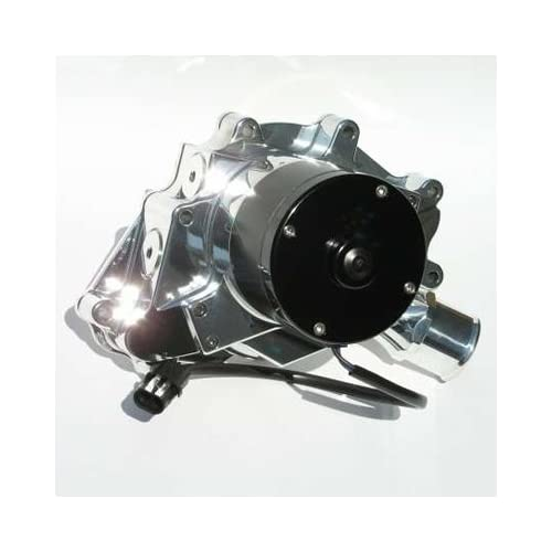 Meziere WP311U Electric Water Pump Ford 289 302 351W 55 GPM