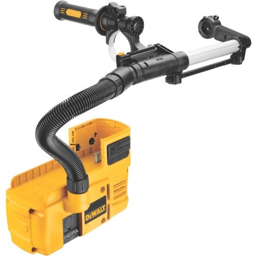 Dewalt D25302Dh Dust Extraction System With Hepa Filter For 36-Volt Sds Rotary Hammer front-607120