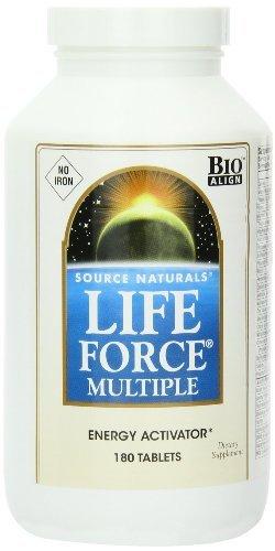 Source Naturals Life Force Multiple - 180 Ea
