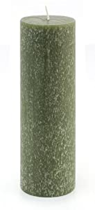 Root Candles Scented Timberline Pillar Candle, 3-Inch by 9-Inch Tall, Hosta
