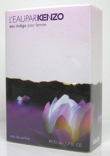 L'Eaupar Eau Indigo pour Femme von Kenzo - Eau de Parfum Spray 50 ml