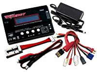 Combo Special: Tenergy TB6-B Balance Charger for NiMH/NiCD/Li-PO/Li-Fe Battery Packs + Power Supply from Tenergy