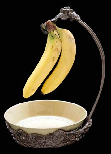 Arthur Court Grape Tuscan Banana Holder