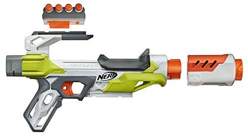 Nerf - Lanzadardos Ionfire Modulus (Hasbro B4618EU4)