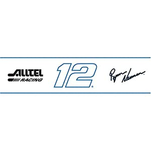 Ryan Newman #12 Wall Border - NASCAR Wall Border
