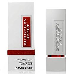 Burberry Sport Eau De Toilette Spray for Women, 75ml
