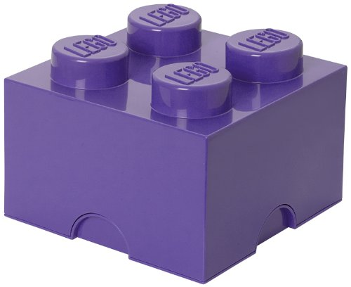 LEGO Friends Storage Brick 4, Lilac (Lego Friends Storage compare prices)