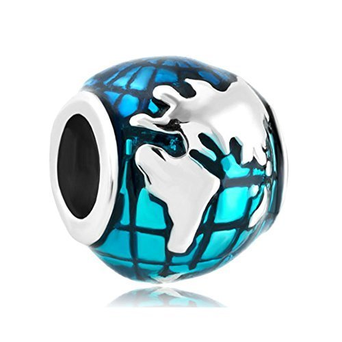 valentines-day-gifts-ocean-blue-earth-world-globe-charm-sale-cheap-jewelry-beads-fit-pandora-bracele