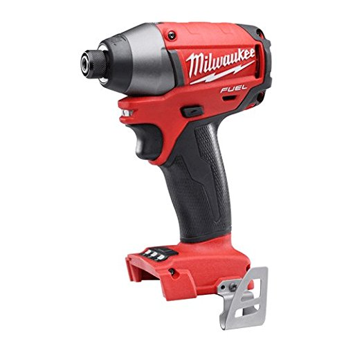 Milwaukee M18 FUEL 1/4in. Hex Impact Driver- Tool Only, Model# 2653-20 (Milwaukee 18v Drill Driver compare prices)