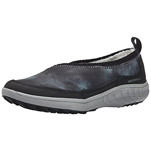 Merrell Women's Pechora Wrap Slip-On Shoe, Turbulence, 9 M US (Insulated Walking Shoes compare prices)