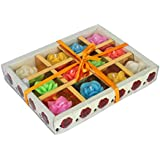 Diwali Gift - Set Of 12 Floating Candles (Aarambh Collection)