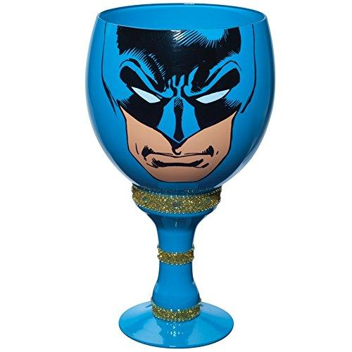 DC Comics Batman Decorative Cup (Batman Wine Glass compare prices)