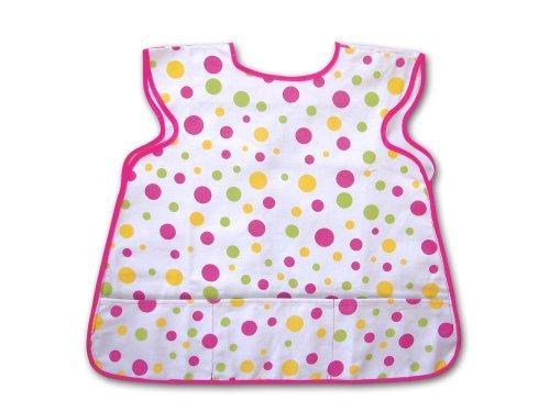 Children's Smock Pink Polka-dot - $11.95