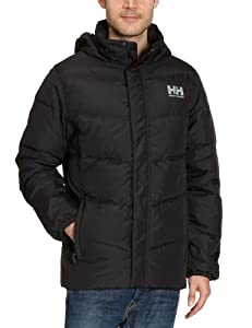 Helly Hansen Men's Dubliner Down Down Jacket - Black, Small