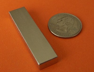 Applied Magnets ® 4-pc Neodymium Magnets 2