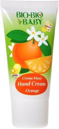 ビオビオベイビー ビオビオベイビー ハンドクリーム オレンジ 40ml