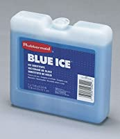 Rubbermaid Blue Ice Brand Weekender Pack 7&quot; x 1.63&quot; x 6.75 by RUBBERMAID