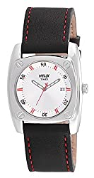 Helix Force Analog Silver Dial Mens Watch - 13HG00