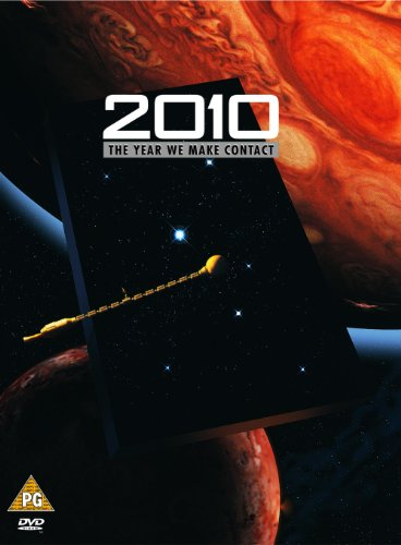2010 - The Year We Make Contact [Blu-ray] [UK Import]