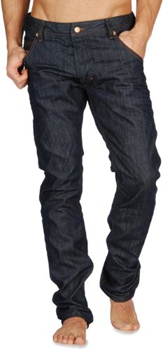 Diesel KROOLEY 880G - Jeans rinsed - blu scuro - W30/L34