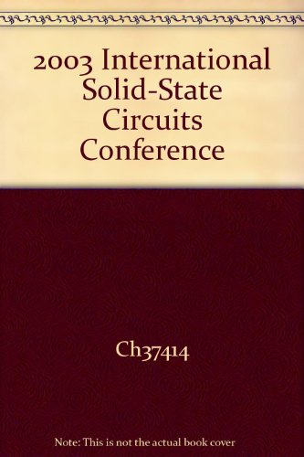 IEEE International Solid-state Circuits Conference, 2003