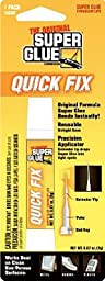 Super Glue Corp/Pacer Tech 15030 2-Grams Quick Fix Super Glue - Quantity 12