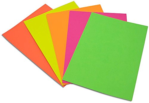 dalton-manor-fluorescent-super-bright-luminous-paper-100-sheet-packs-in-single-and-assorted-colours-