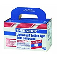 USG 384217 Sheetrock Lightweight Setting Type Drywall Joint Compound