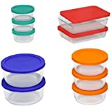 Pyrex Simply Store 20-Piece Food Storage Set
