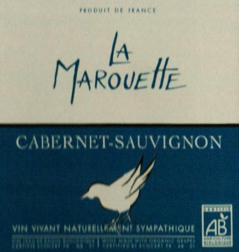 2012 La Marouette Cabernet Sauvignon 750 Ml
