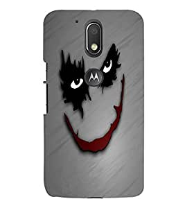 perfect print Back cover for Motorola Moto G4X