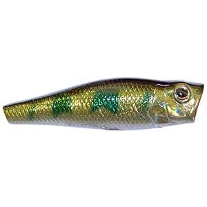 Matzuo nano popper fishing lure bream 2 for Amazon fishing spinners